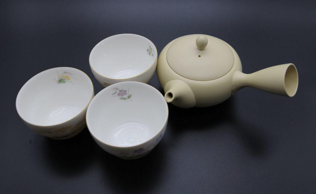 煎茶の淹れ方4