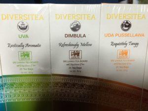 スリランカ政府お墨付きの紅茶