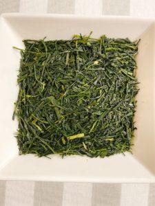 上級煎茶の茶葉