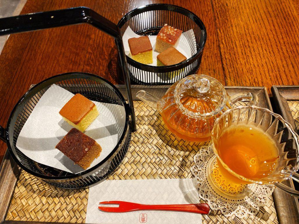 京都・宇治田原産ほうじ茶