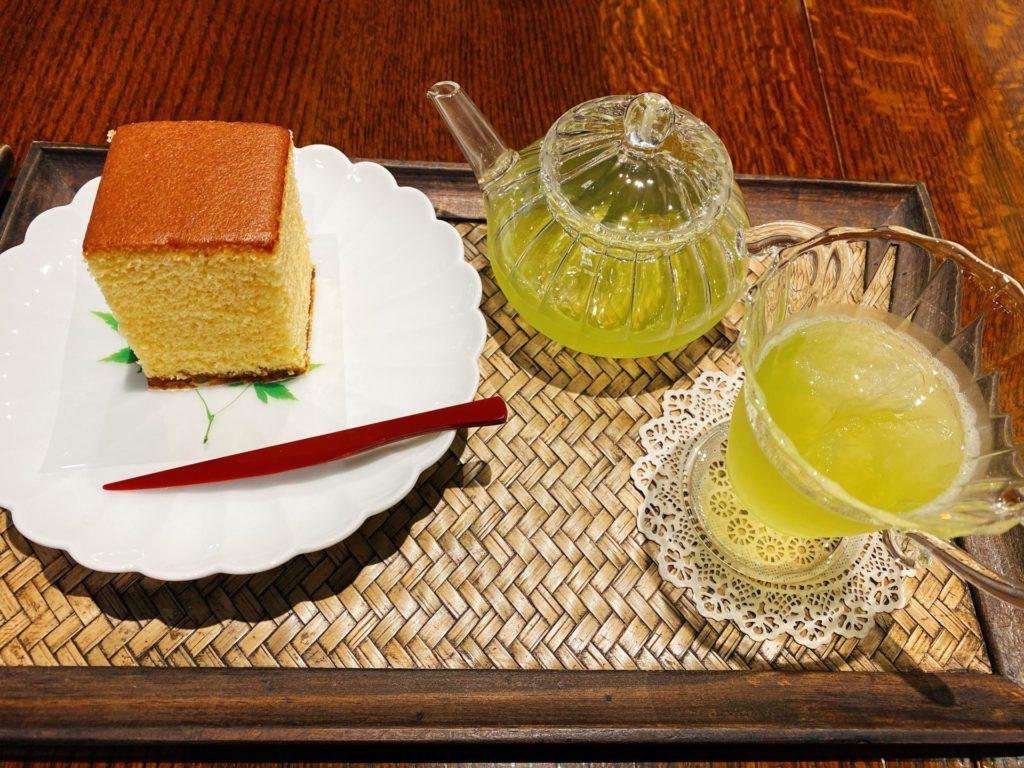 東そのぎ産蒸し製玉緑茶